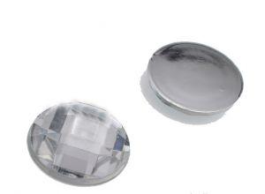 Камень клеевой  16мм белеый упаковка  500шт