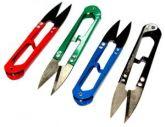 Ножницы швейные для обрезки нитки, ножницы для шитья  упаковка 12шт
