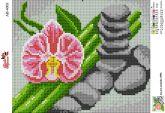 Алмазная вышивка АВ 4003 19*23см Гармония полная зашивка