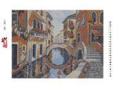 Алмазная вышивка АВ 2013 Флоренция полная зашивка