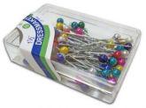 Булавка портновская с шариком в коробке
