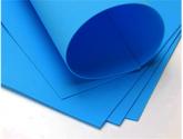 Фоамиран голубой 20см*30см 10шт