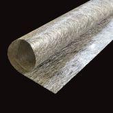 Сизаль в листах 55см*60см серебро