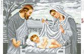Схема для вышивки бисером  Рождение Иесуса СВР 2020 формат А2