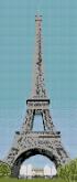 Алмазная вышивка Пано АП 06 20см*46,8см Башня полная зашивка